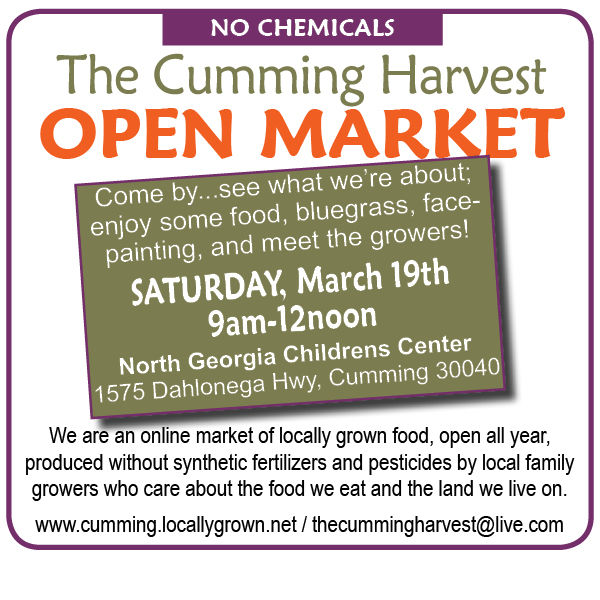 The Cumming Harvest Open Market