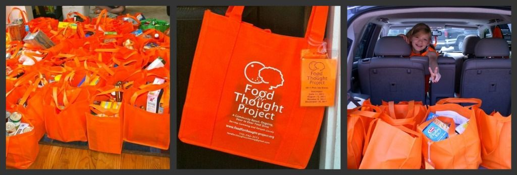 Food for Thought Project in Forsyth County
