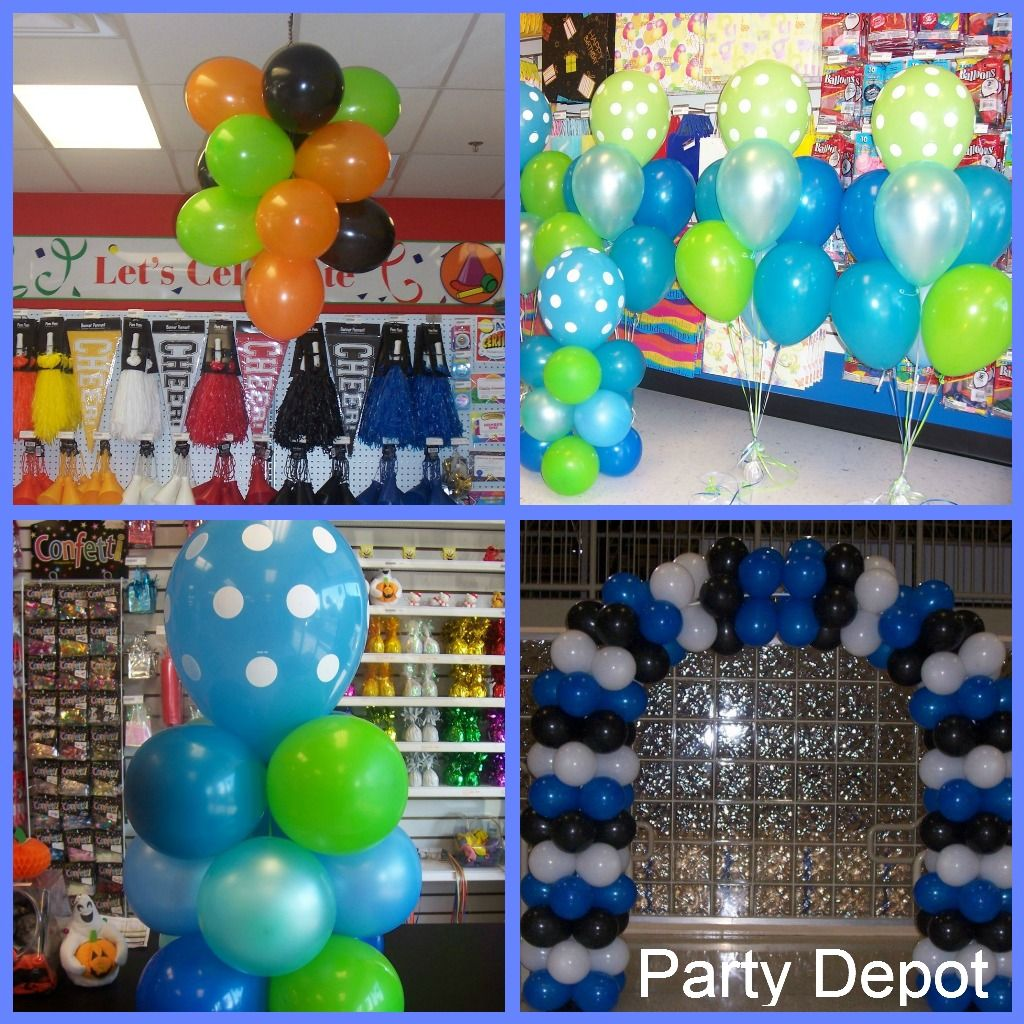 party supplies in cumming ga