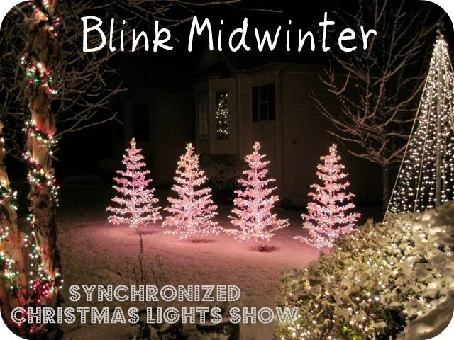 Christmas Lights in Cumming GA – Blink Midwinter