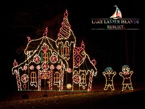 save at lake lanier nights of lights