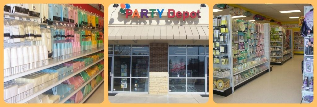 party supply store in cumming ga