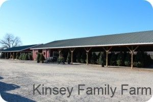 Kinsey Family Farm - Barn | A Holiday Tradition