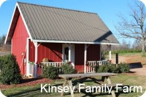Kinsey Family Farm - Small Barn | A Holiday Tradition
