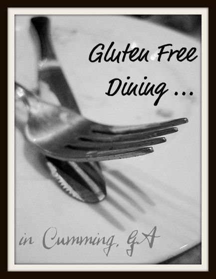 Gluten Free Dining in Cumming GA