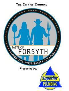 Taste of Forsyth – 2012 at the Cumming Fairgrounds