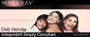 EXPIRED:  Exclusive Offer from Mary Kay Consultant, Deb Herota