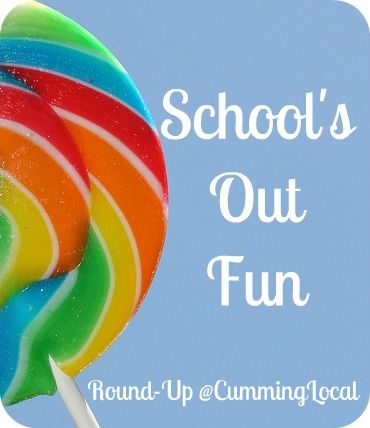 School's Out:  Things To Do in Forsyth County