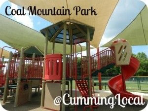 Coal Mountain Park in Cumming GA & Forsyth County