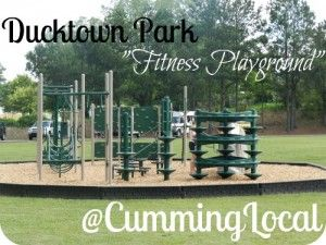 Ductown Park in Cumming GA & Forsyth County