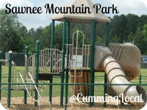 Sawnee Mountain Park in Cumming GA or Forsyth County