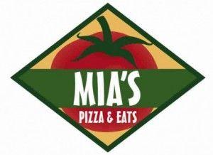 Sponsor Spotlight:  Catering from Mia's Pizza & Eats
