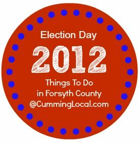 Election Day in Forsyth County