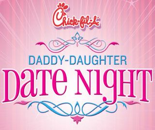 Chick-fil-A Daddy Daughter Date