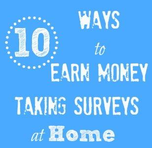 10 ways to earn money taking surveys