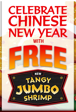 free jumbo chicken from panda express