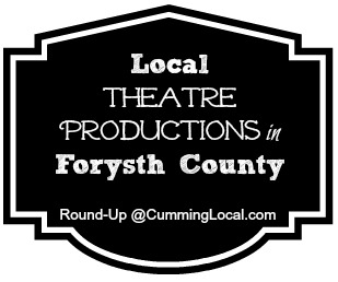 local theatre productions in forsyth county