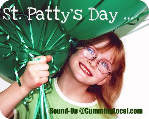 st. patrick's day in forsyth county