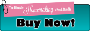 Buy Now - Ultimate Homemaking ebook