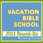 2013 vacation bible schools in forsyth county