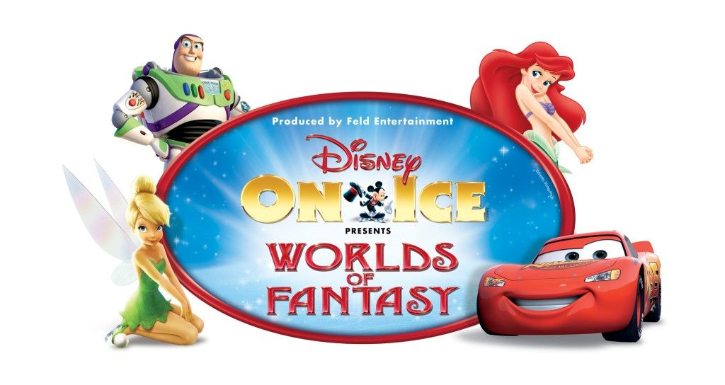 Disney on Ice World of Fantasy
