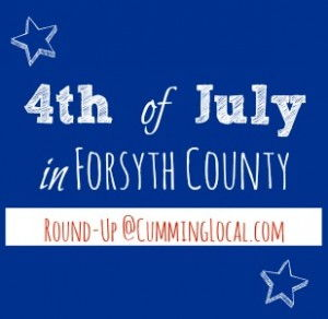 4th of July in Forsyth County