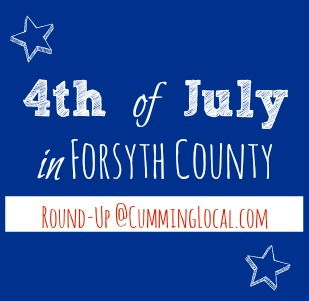 Things To Do for 4th of July in Cumming GA