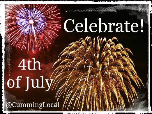 4th of July Celebration in Cumming GA 2014