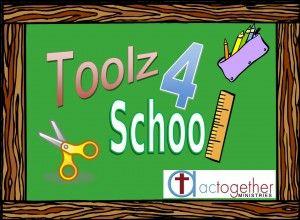 Toolz 4 School Back to School Drive