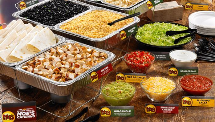 moes caters