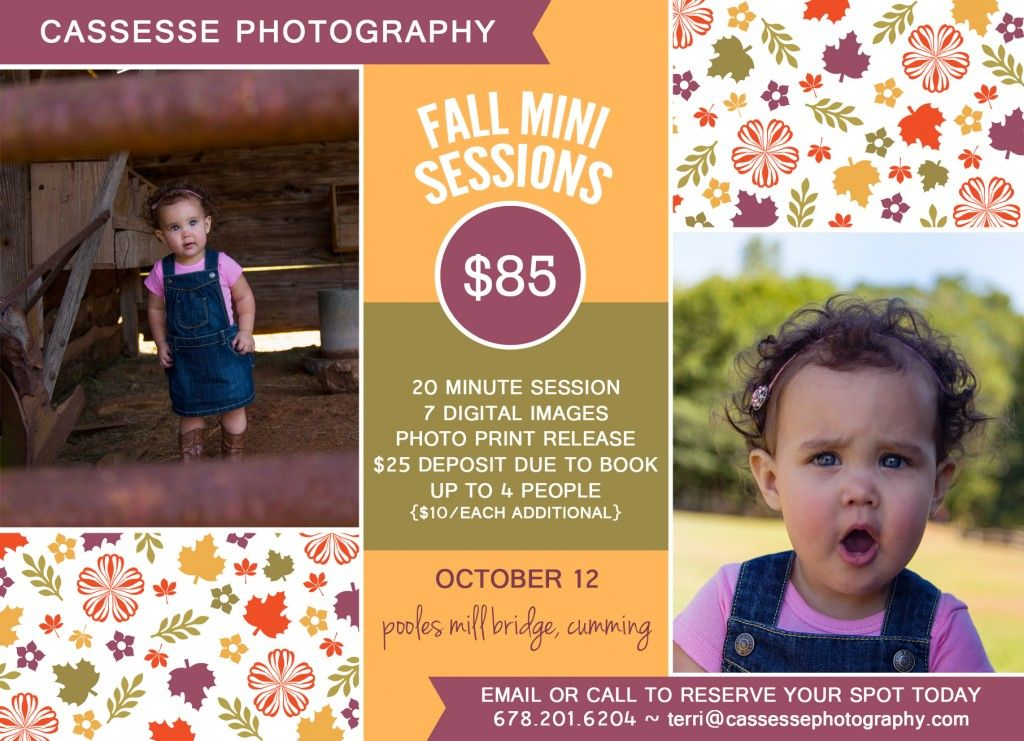 Cassesee Photography in Cumming Ga