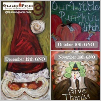 Fall 2013 GNO Events