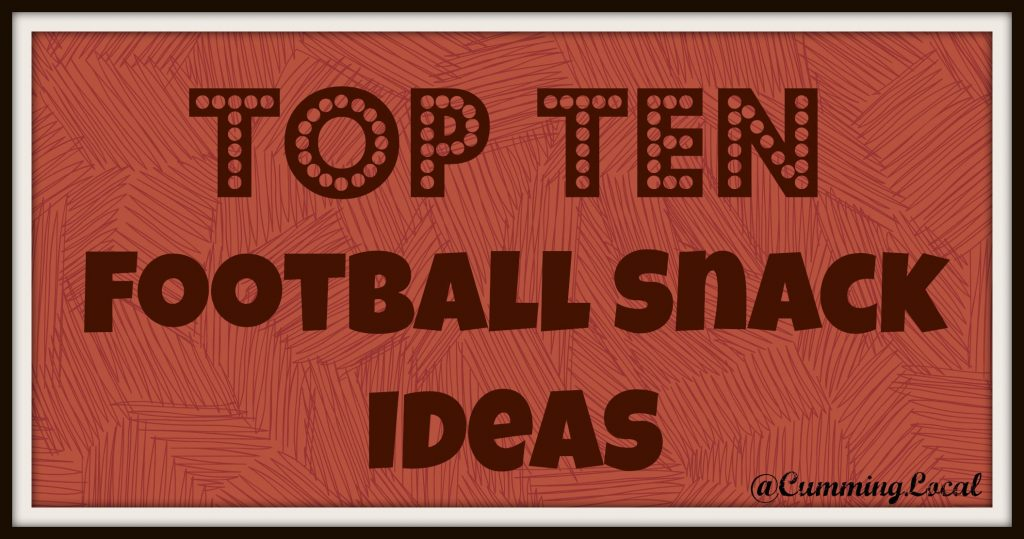 TopTenFootballSnacks