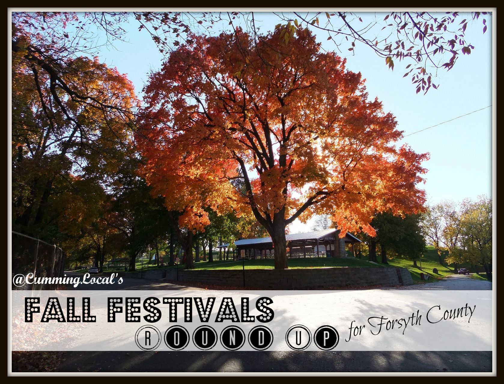 Fall Festivals in Cumming GA & Forsyth