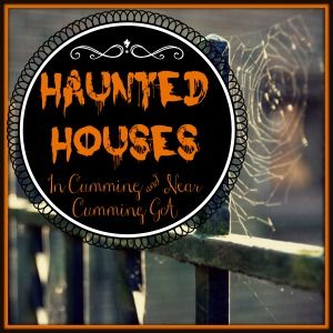 2016 Haunted Houses Near Cumming GA