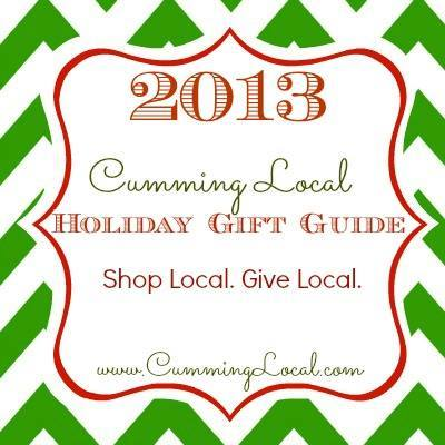 cumming local gift guide