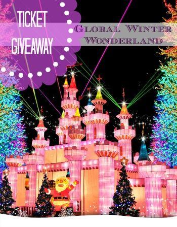 Global Winter Wonderland Ticket Giveaway
