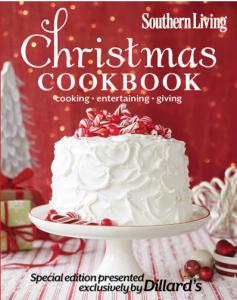 Dillard's Holiday Cookbook