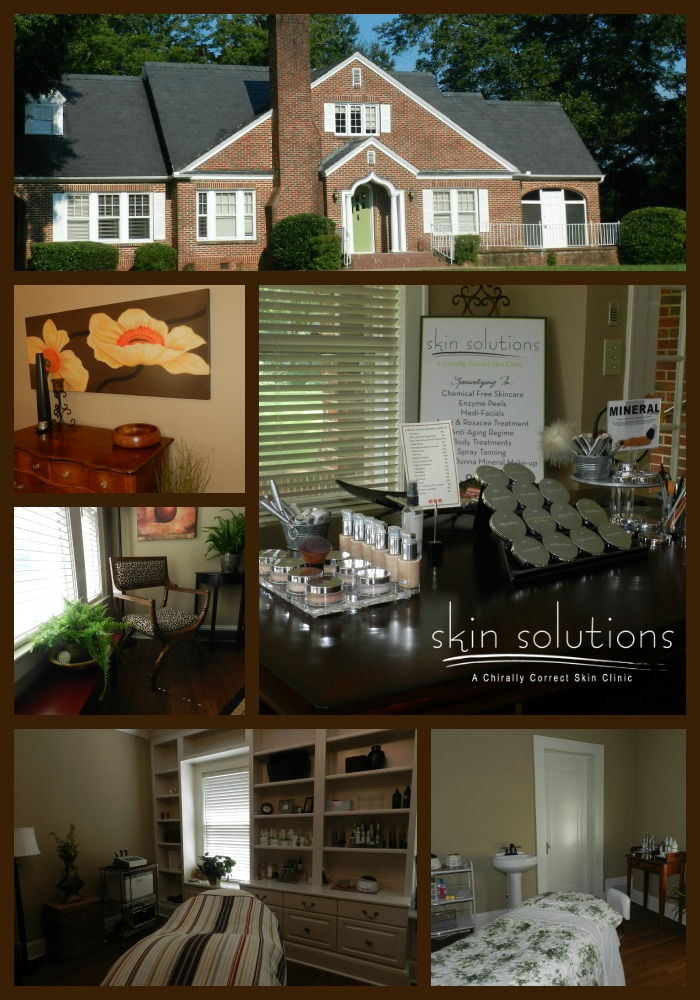 Skin Solutions Collage of Pictures