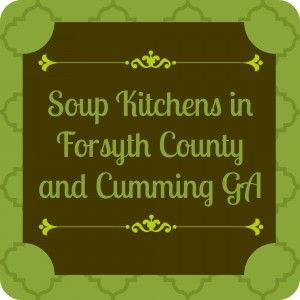 SoupKitchens-ForsythCounty