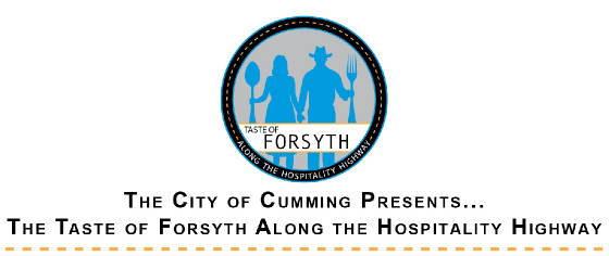 Taste of Forysth 2014