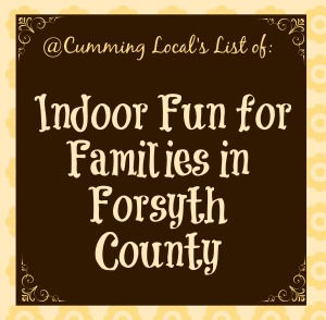 Indoor Fun for Families in Forsyth County