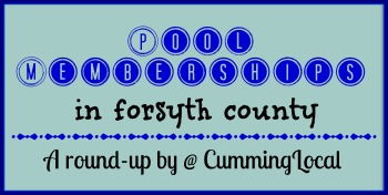 Pool Memberships in Forsyth County