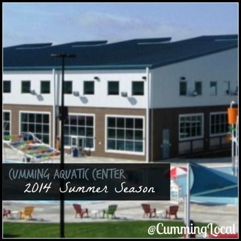 Cumming Aquatic Center 2014 Season Opening