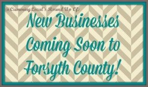 New Businesses in Forsyth