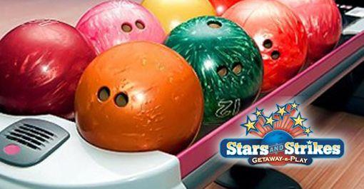 Save at Stars & Strikes Coupon