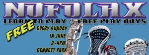free lacrosse in forsyth county