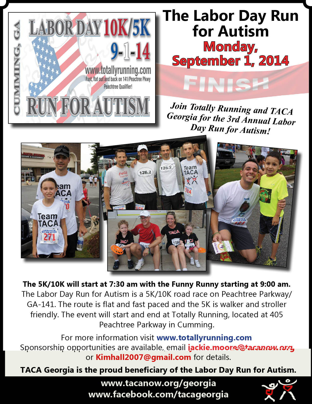 2014 Labor Day Race
