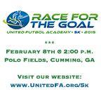 Race for the Goal 5k & 1k Fun Run in Cumming GA