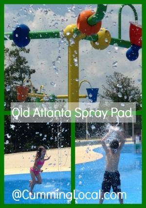 Playground Tour:  Old Atlanta Park